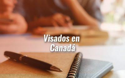 Visados en Canada